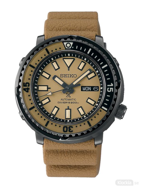 SEIKO Prospex Automatic Diver 43mm Street Series SRPE29K1