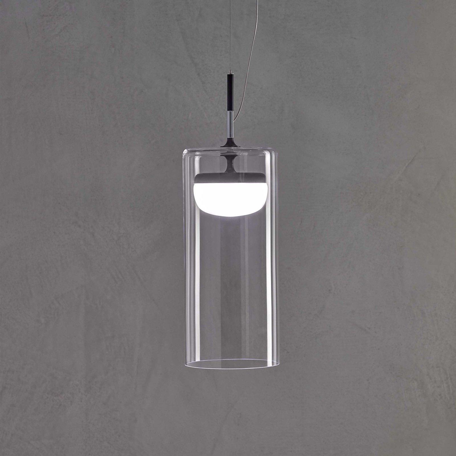 Prandina Diver LED-hengelampe S5 2 700 K svart