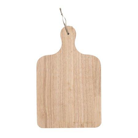 Skjærebrett Gummitre 31,5x20 cm
