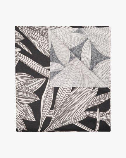 Pintakäsitelty pöytäliina, Linear-Iris