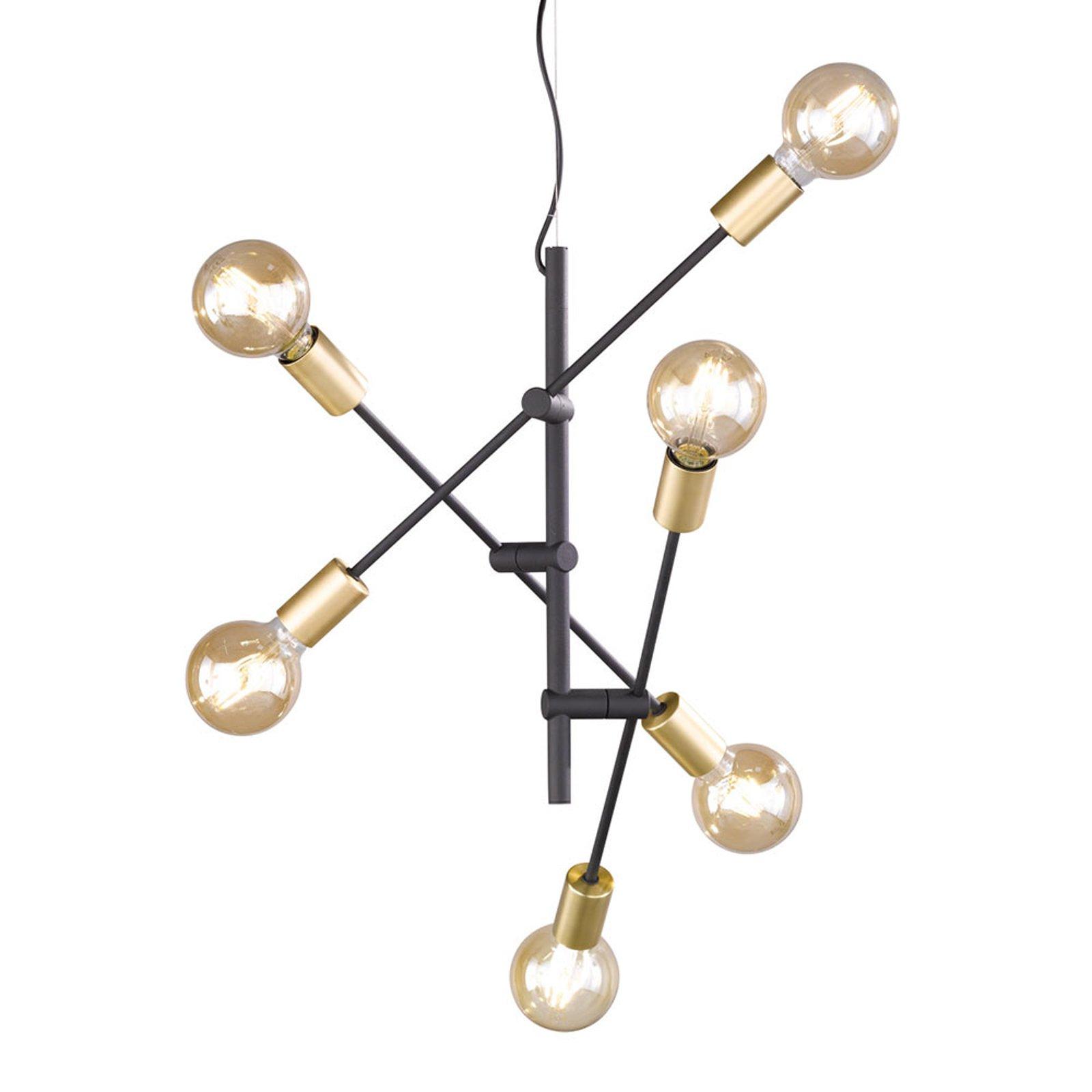 Pendellampe Cross i minimalistisk utførelse
