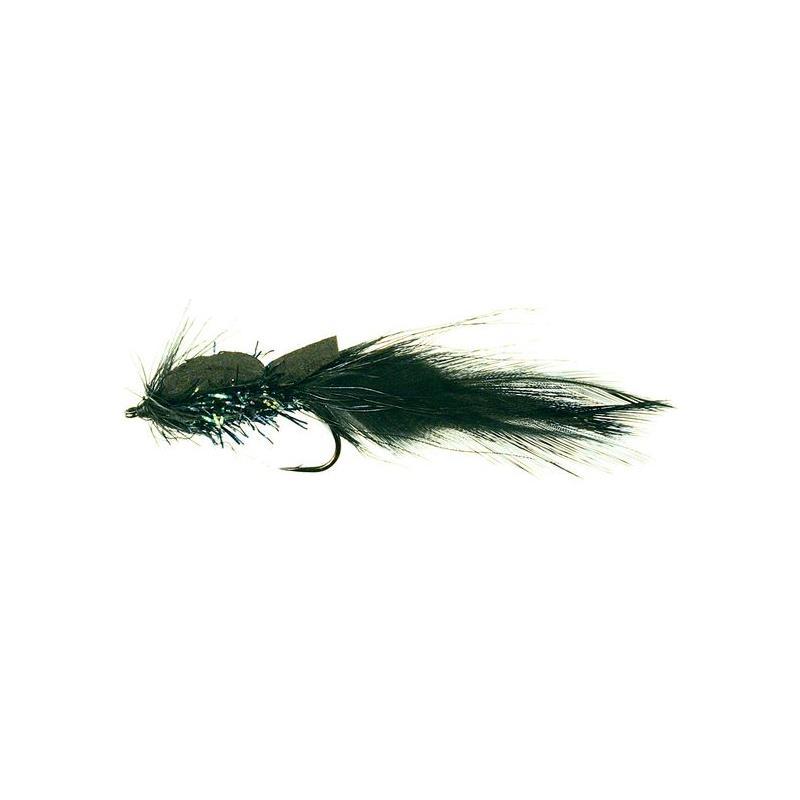 Night Tobis Black # 4 Kjøp 12 fluer få gratis flueboks