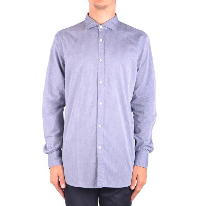 Jacob Cohen Men's Shirt Blue 163784 - blue 41
