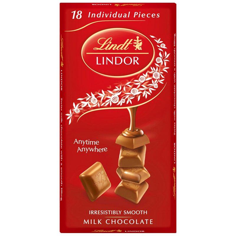 """Mjölkchoklad """"Irresistibly Smooth"""" 100g - 40% rabatt"""