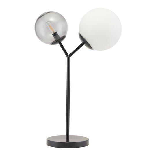 House Doctor - Twice Bordslampa 42 cm Svart