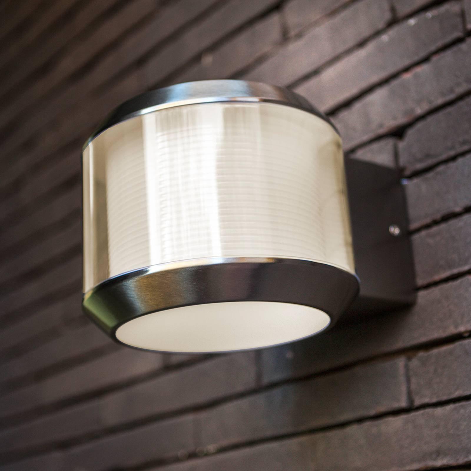 Utendørs LED-vegglampe Whisper