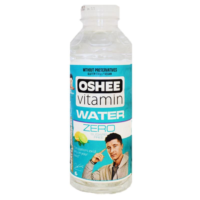 Vitamin Water Zero Sitruuna-Lime - 20% alennus