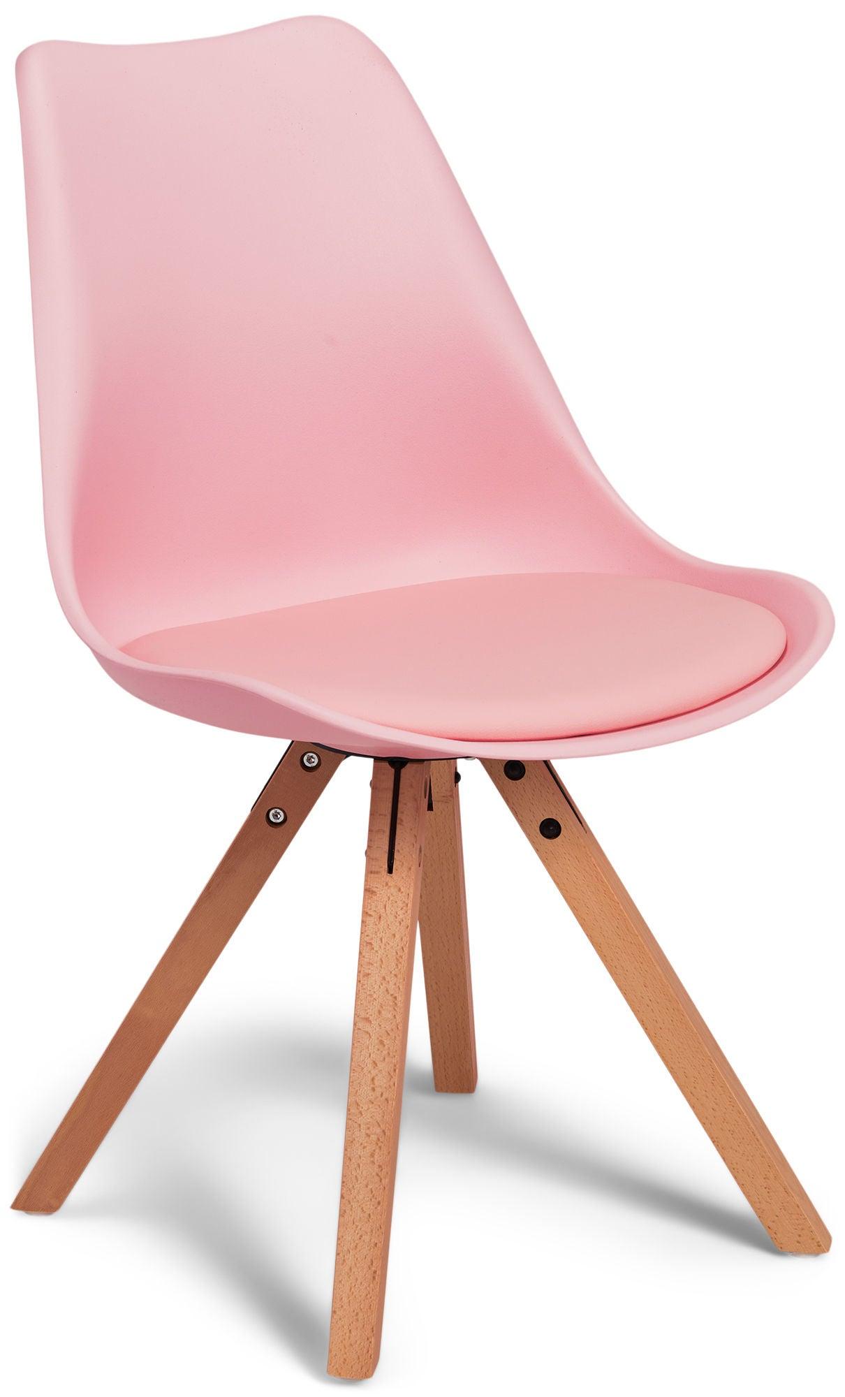 Alice & Fox Kirjoituspöydän Tuoli, Puu, Soft Pink