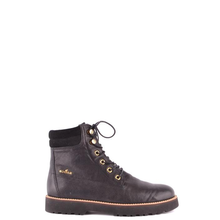 Hogan Women's Boot Black 166333 - black 35