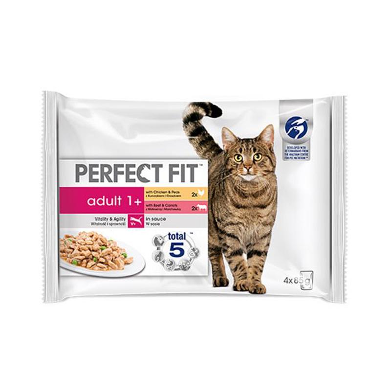 Kissanruoka 4kpl - 34% alennus