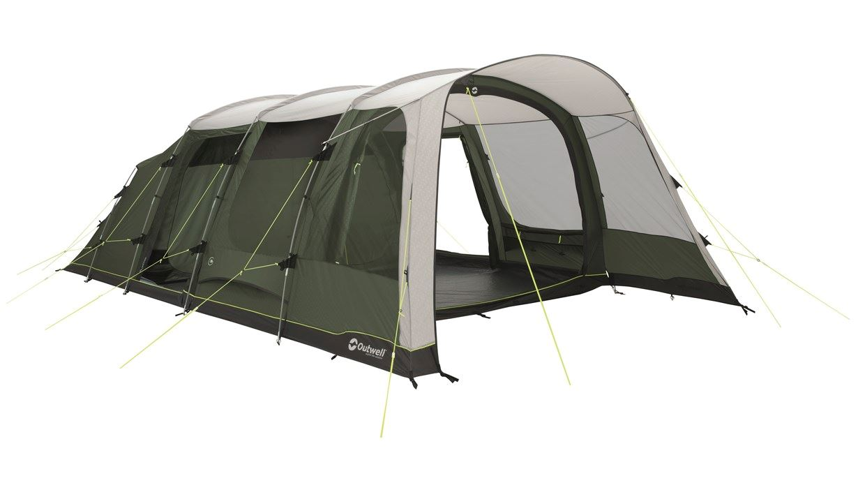 Outwell - Greenwood 6 Tent 2021 - 6 Person (111213)