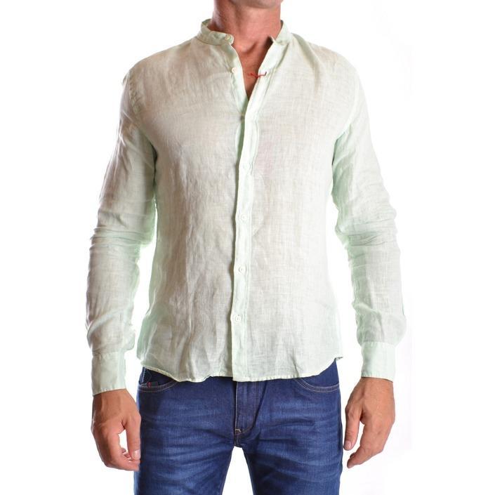 Altea Men's Shirt Green 160721 - green S