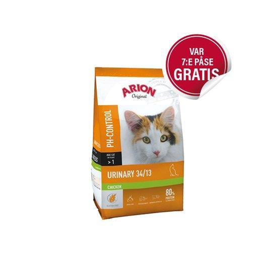 Arion Original Cat Urinary (7,5 kg)