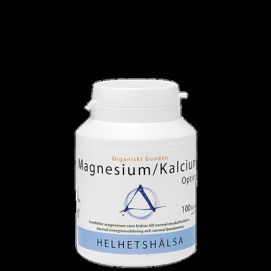 Magnesium/Kalcium Optimal, 100 kapslar