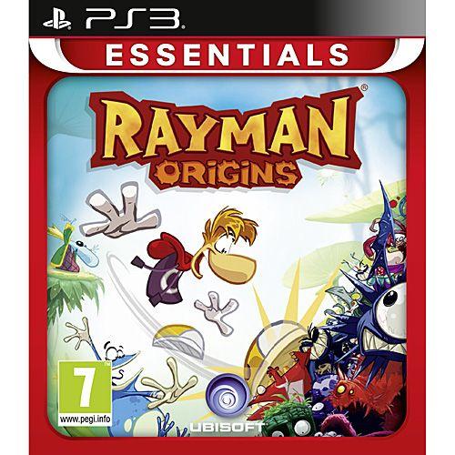 Rayman Origins (UK / Nordic) Essentials