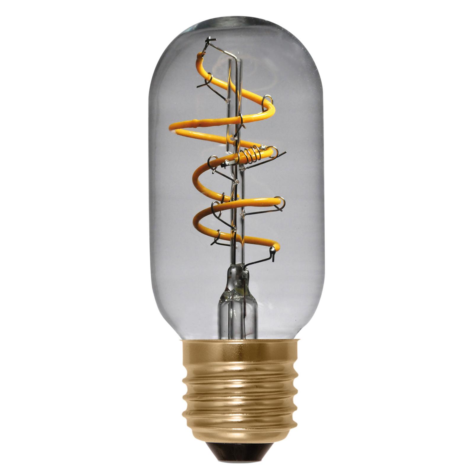 E27 4 W 922 LED-lamppu Curved Line, kirkas