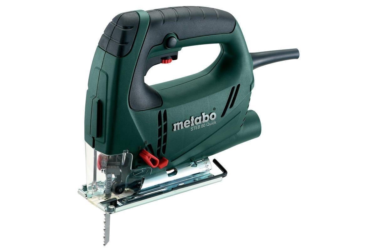 Metabo Stikksag STEB 80 Quick