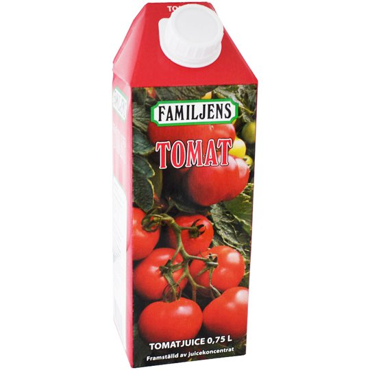 Tomatjuice - 33% rabatt