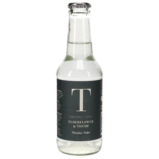 Eko Tonic Water Fläder & Timjan - 63% rabatt