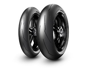 Pirelli Diablo Supercorsa SP V3 ( 120/70 ZR17 TL (58W) M/C, etupyörä )