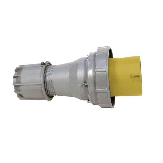 Garo PV 263-4 S Pistotulppa IP67, 3-napainen 63A Keltainen, 4 h
