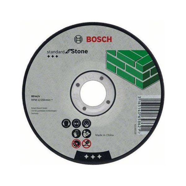 Bosch Standard for Stone Kappskive 115x2,5mm 1-pakn.