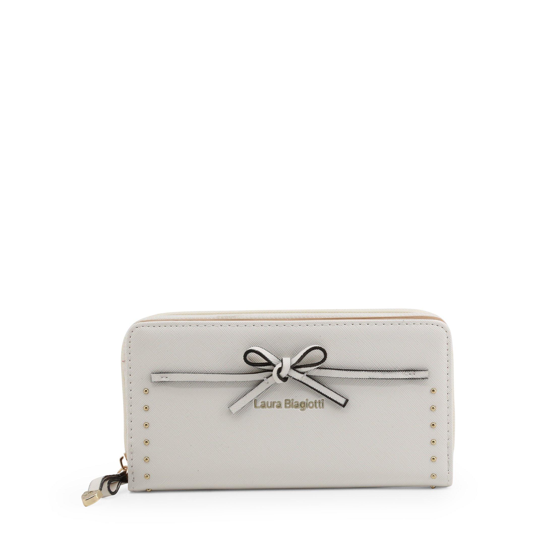 Laura Biagiotti Women's Wallet Various Colours Collar_513-67 - white NOSIZE