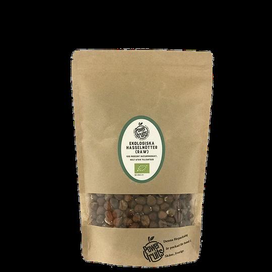 Ekologiska Hasselnötter, 500 g