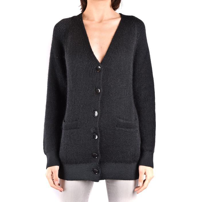 Armani Jeans Women's Cardigan Black -186183 - black 42
