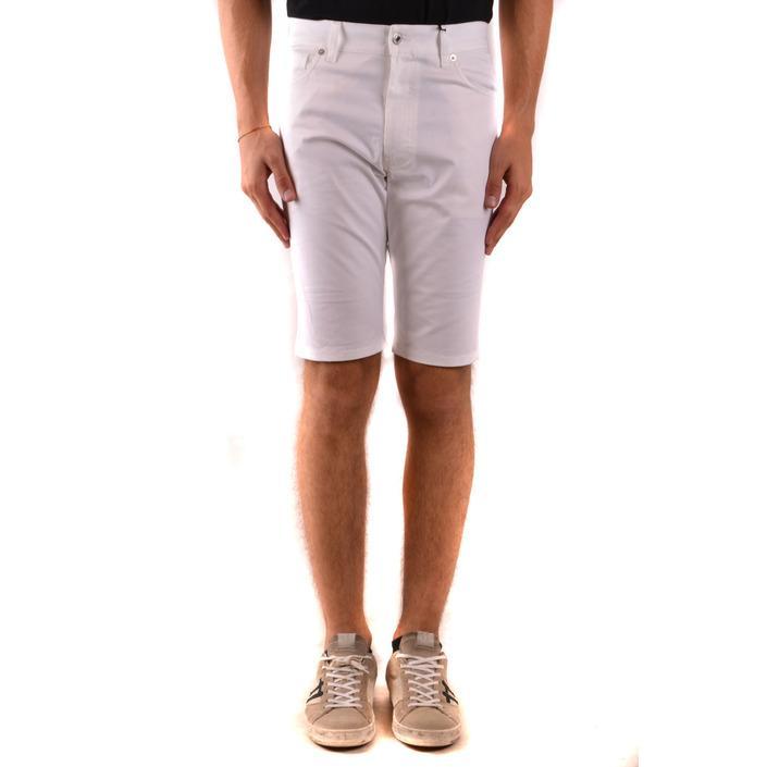 Moschino Men's Short White 169216 - white 44