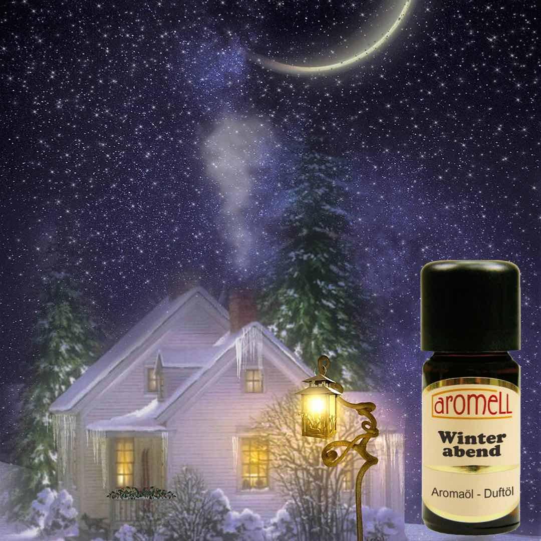 Vinterkväll Doftolja 10ml - Aromell