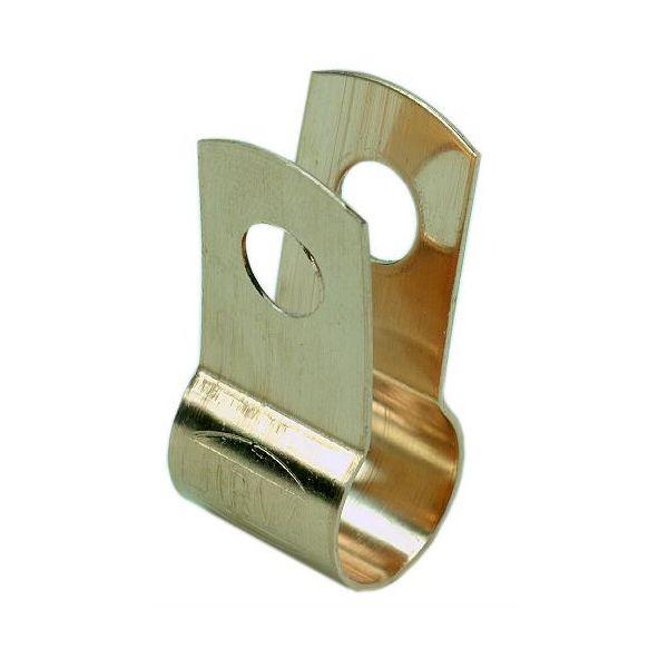 Gelia 3016027102 Klemmebøyle kobber, for kobberrør, 6-pakning 12 mm