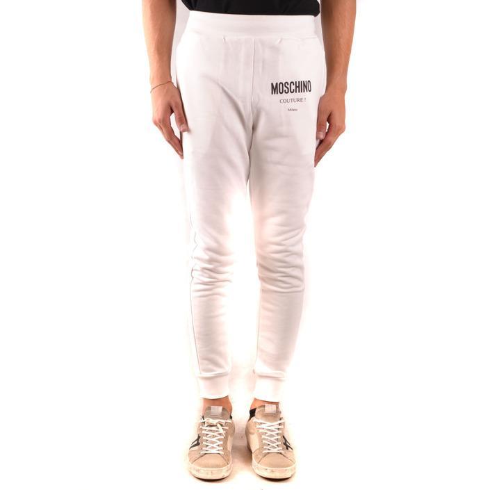 Moschino Men's Trouser White 169229 - white 44