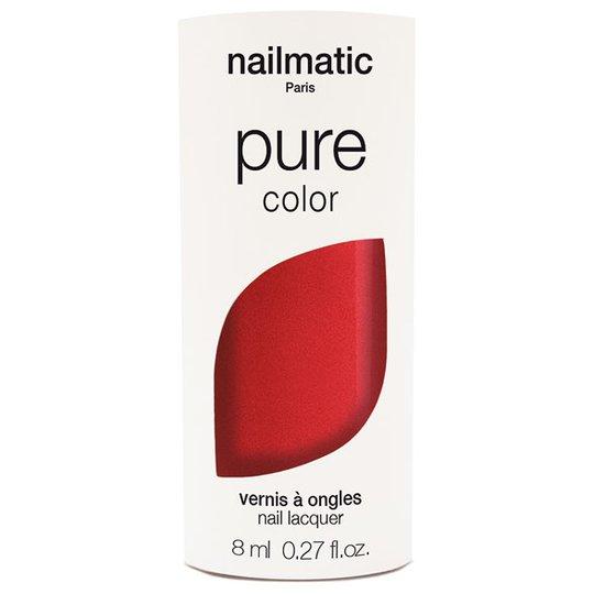 Nailmatic Pure Color Nail Polish 10-free, 8 ml
