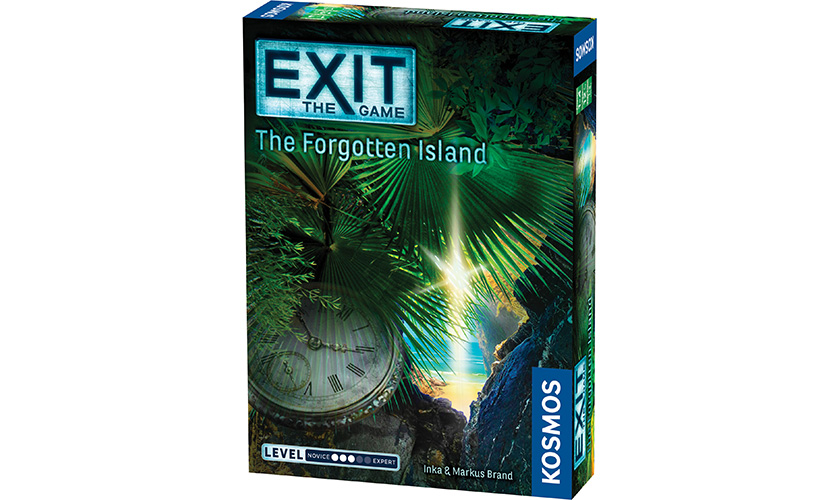 Exit: The Forgotten Island - Escape Room Game (English)