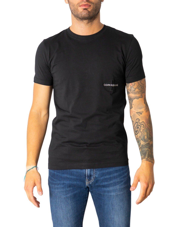 Calvin Klein Jeans Men's Trouser Various Colours 300023 - black-3 XS