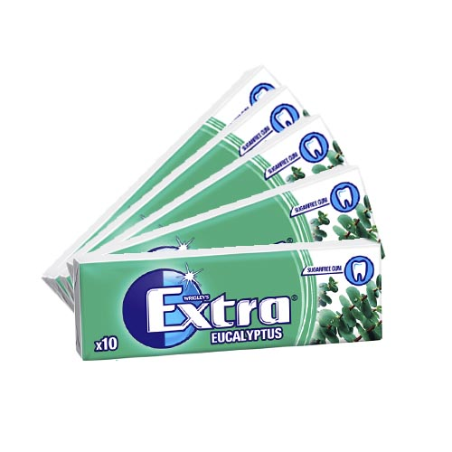 EUCALYPTUS EXTRA PAKET - 5 ST
