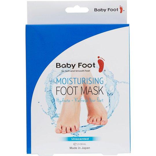 , Baby Foot Jalkojenhoito