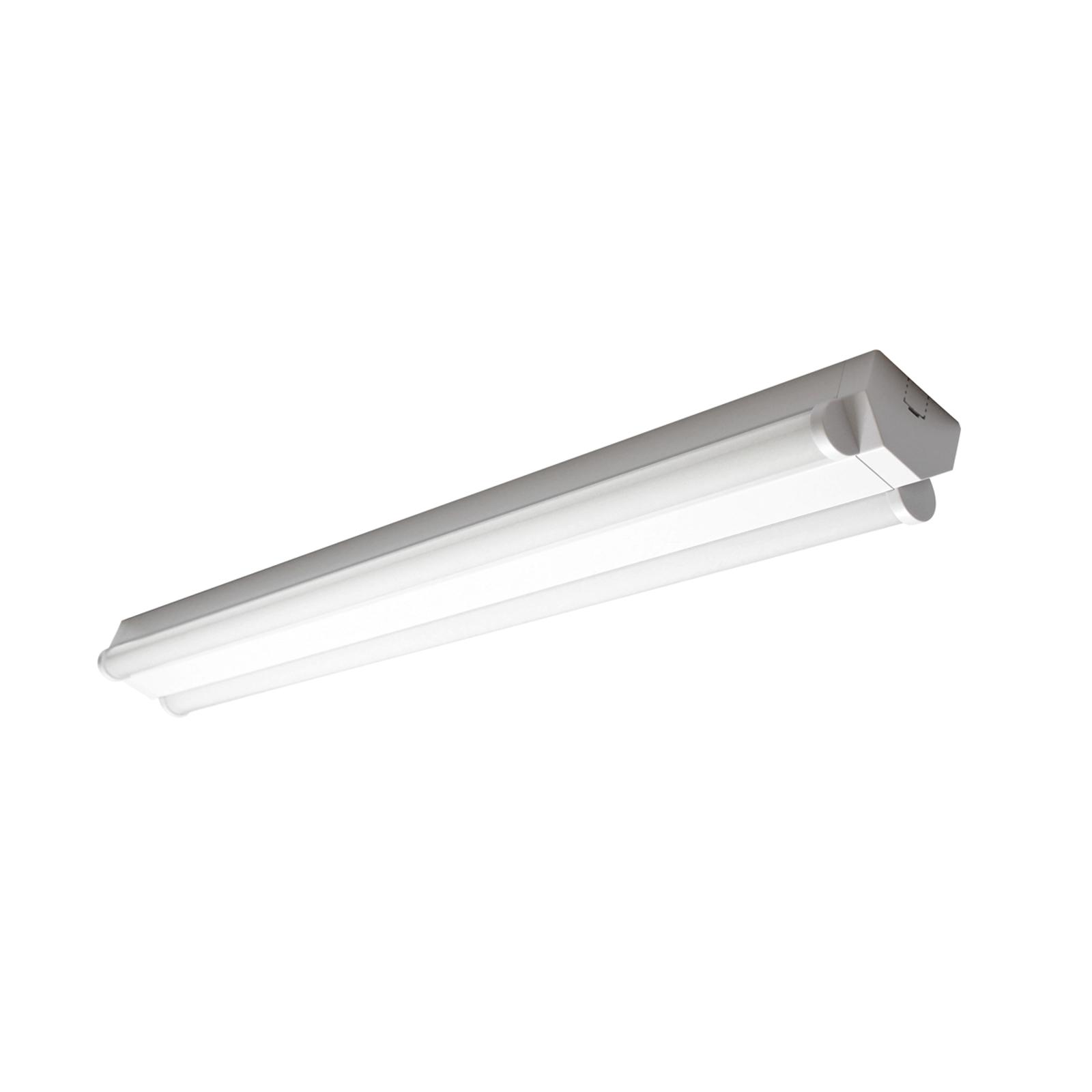 Basic 2 – kaksilamppuinen LED-kattovalaisin 90 cm