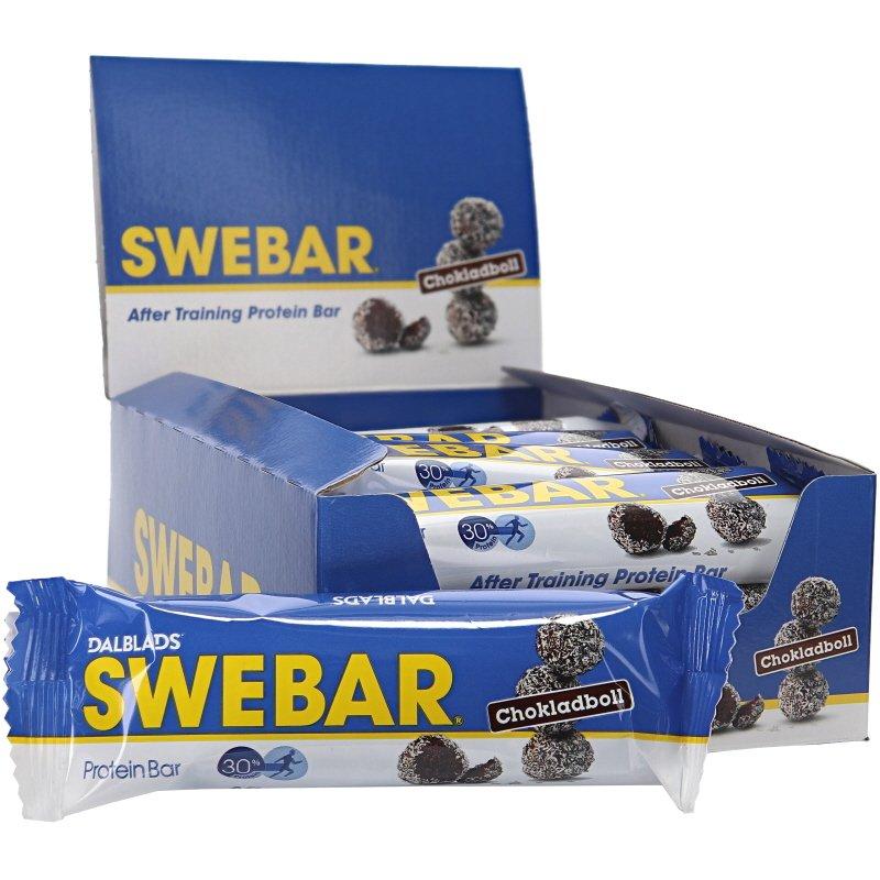 Proteinbars Chokladboll 15-pack - 33% rabatt