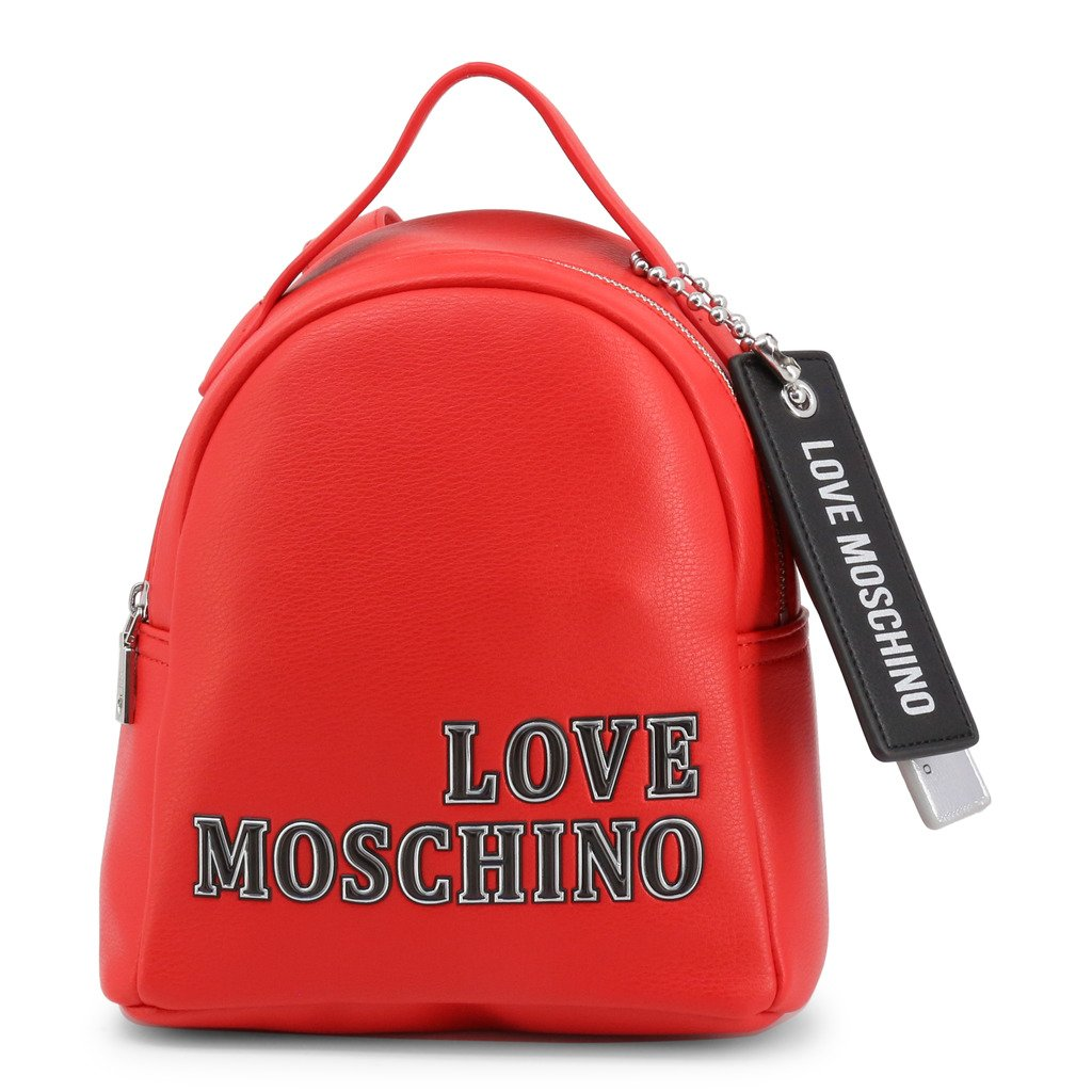 Love Moschino Women's Backpack Red JC4240PP0BKG - red NOSIZE