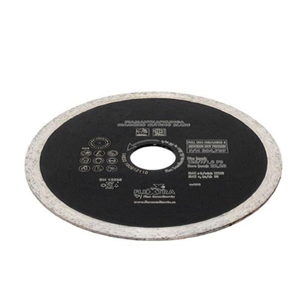 Flexxtra 304739 Diamantklinge 125 mm, helbane