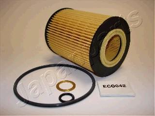 Öljynsuodatin JAPANPARTS FO-ECO042