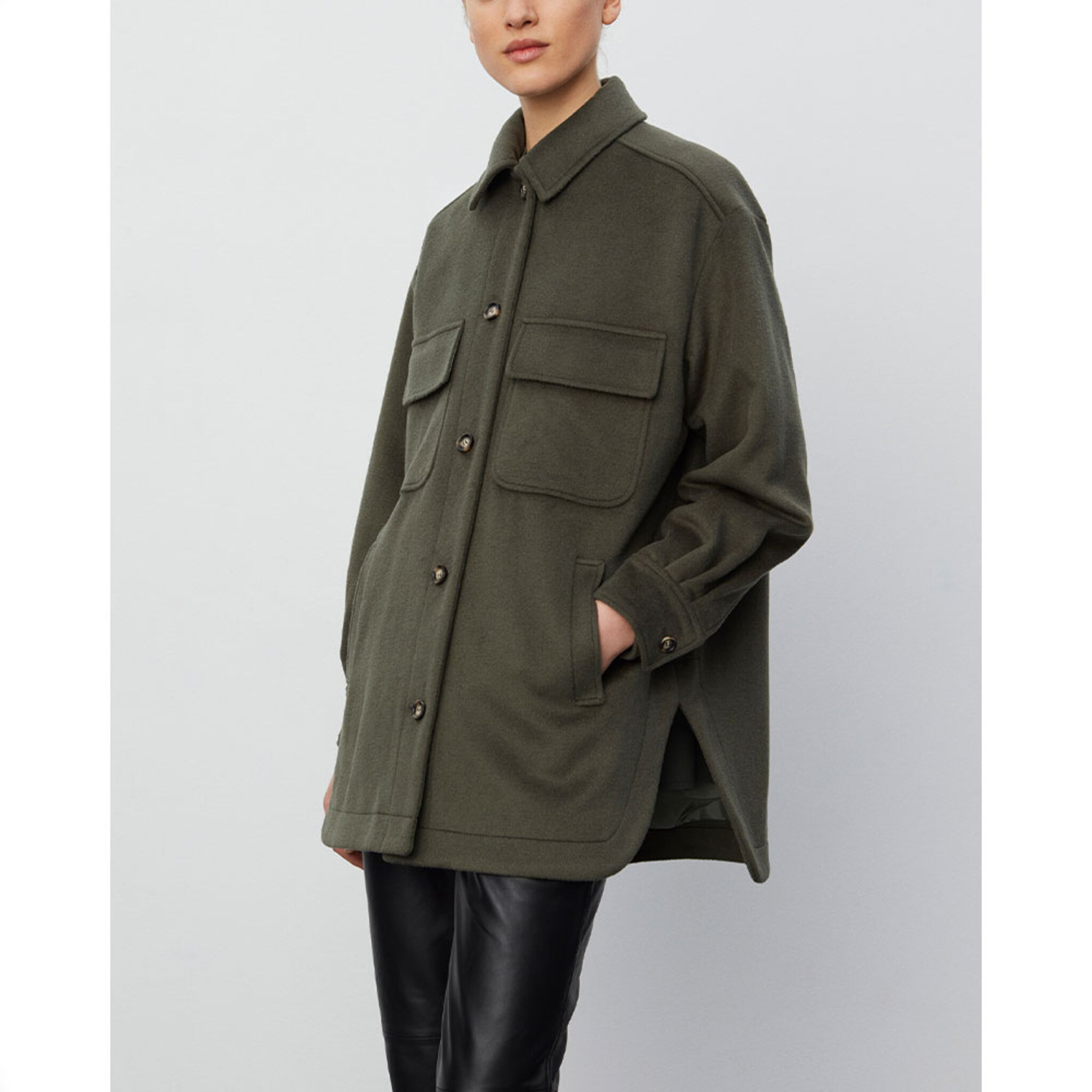 Gentle Woven Jacket