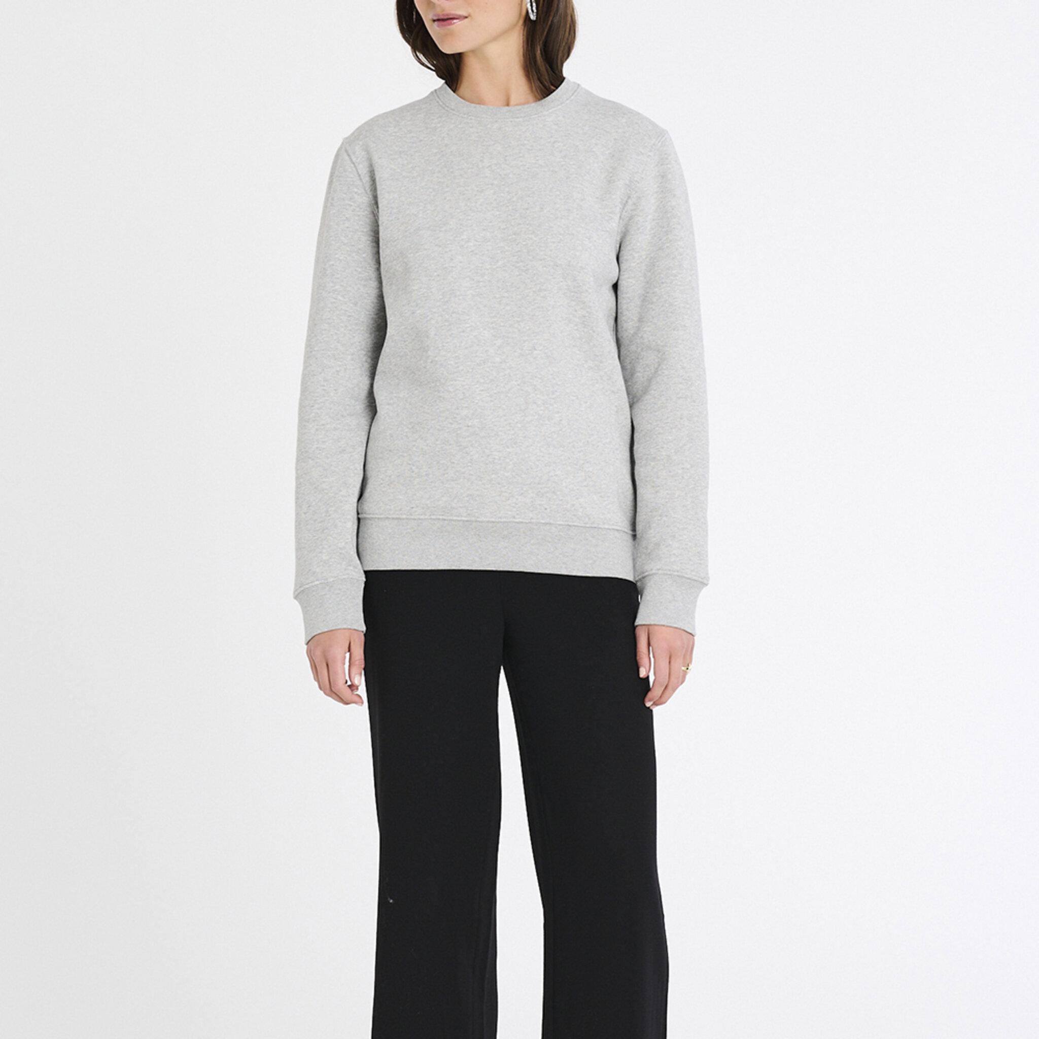 Oversized Sweater Ekologisk Bomull - Återvunnen Polyester