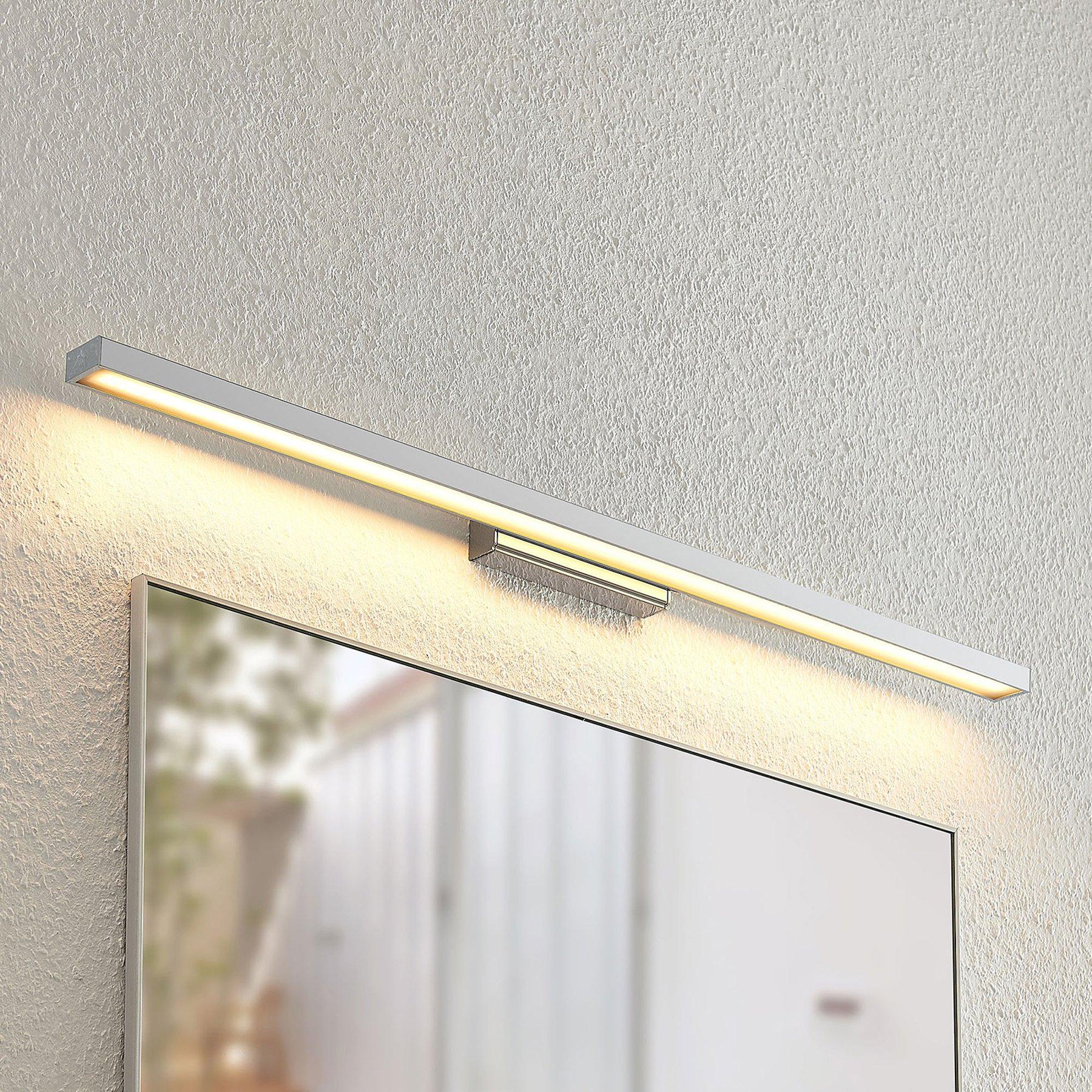 Lindby Alenia LED-speillampe til bad, 90 cm
