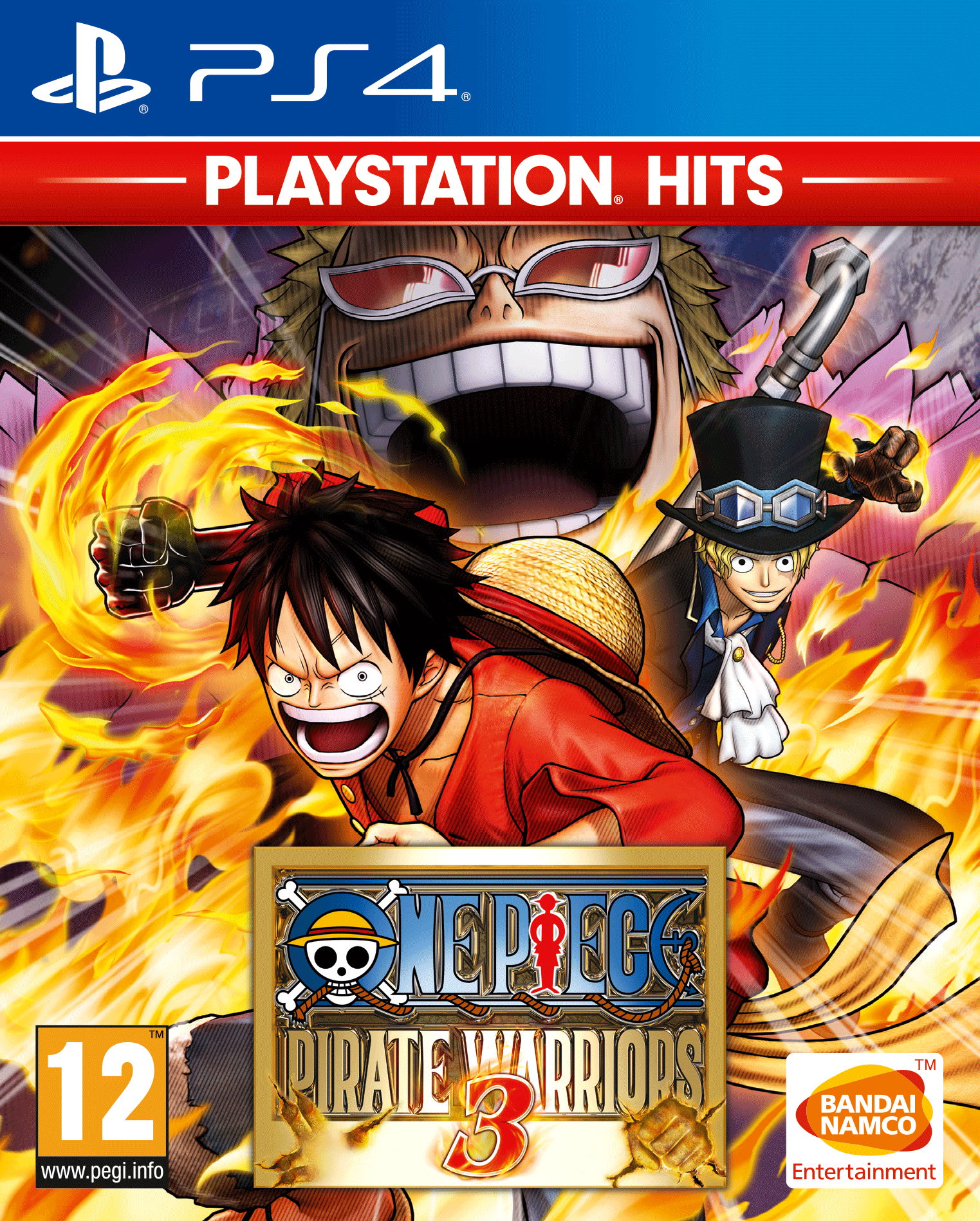 One Piece: Pirate Warriors 3 (Playstation Hits)