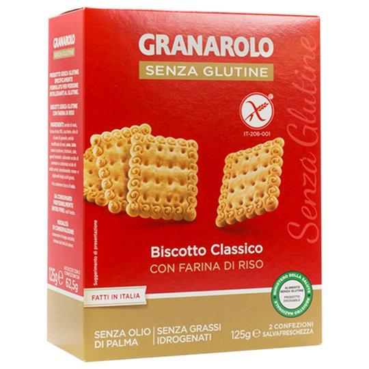 Kakor Glutenfri Biscotto 125g - 34% rabatt