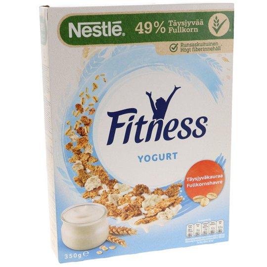 Täysjyvähiutaleita Yoghurtflakes - 20% alennus