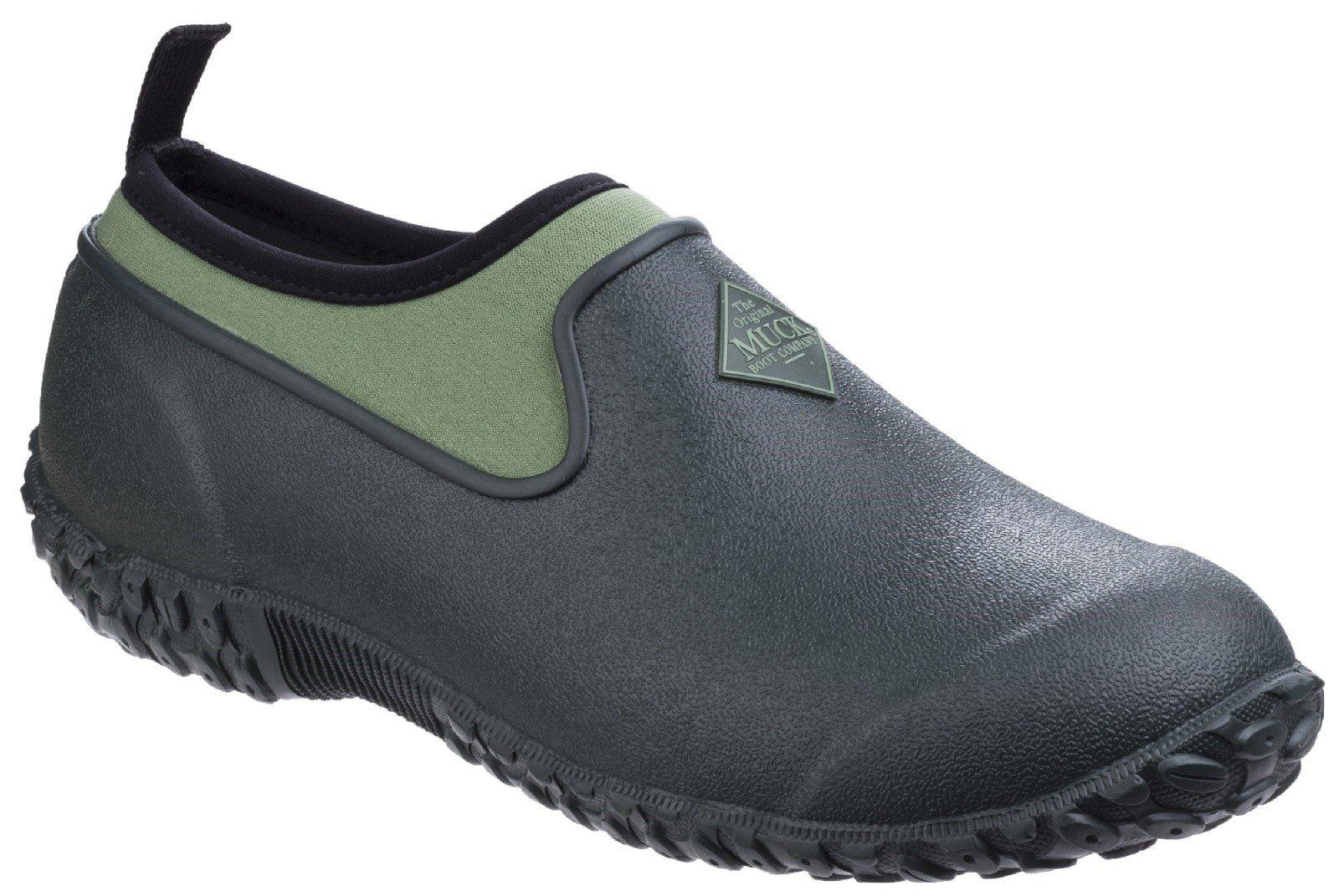 Muck Boots Women's Muckster II Low All Purpose Lightweight Shoe Various Colours 25900 - Green 3